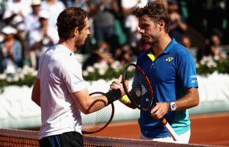 Murray reconoce que el partido ante Wawrinka en Roland Garros 2017 acabo con su cadera