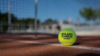 Alerta en Roland Garros: 15 jugadores de la qualy podrían estar infectados de COVID-19