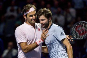 Simon: Perdimos 20 años de formación tenística en Francia por culpa de Federer