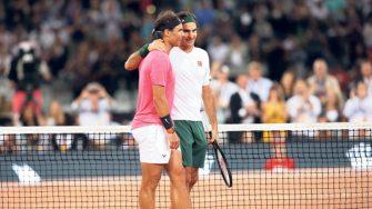 Nadal sobre Federer: Espero que vuelva pronto, no nos quedan 10 años de él