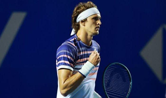 Alexander Zverev primer confirmado para el Abierto Mexicano de Tenis 2021