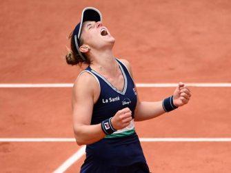 Podoroska tras clasificar a semis de Roland Garros: Casi dejo el tenis por lesiones y dinero
