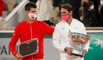 El extraño método al que recurrió Djokovic tras perder contra Nadal