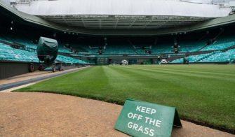 Wimbledon anuncia tres escenarios para su celebración en 2021