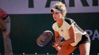 """Renata Zarazúa: """"Me voy de Roland Garros contenta sabiendo que el máximo nivel no está lejos"""""""