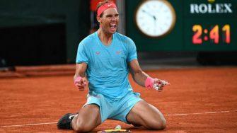 Los 20 Grand Slams de Rafael Nadal