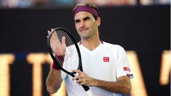 """Federer reconoce que va mejorando """"poco a poco"""""""