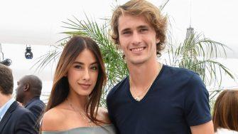 Alexander Zverev espera un hijo de su ex novia