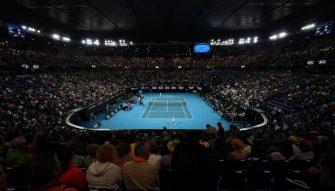 El Australian Open podría jugarse con 100.000 espectadores