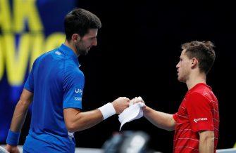 """Schwartzman tras perder ante Djokovic: """"En líneas generales el resultado es mentiroso"""""""