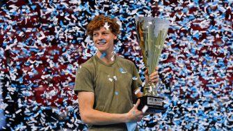 Sinner, el primer campeón más joven de ATP desde 2008