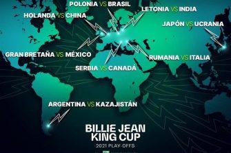 México pierde la sede de la Billie Jean King Cup