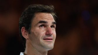"""Federer cuenta el """"duro camino"""" que lo llevó a ser una leyenda"""