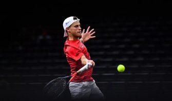 """Schwartzman quiere más y """"sueña"""" con jugar la final del Nitto ATP Finals"""