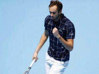"""Medvedev, el quinto tenista nacido en 1995 con más victorias ante el """"Big Three"""""""