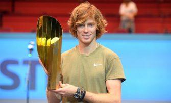 Rublev, es el primer ruso en ganar cinco títulos desde Davydenko en 2009