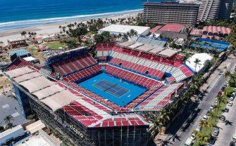 El nuevo calendario ATP: Indian Wells es aplazado; Acapulco se celebrará