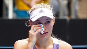 Wozniacki: Me enfermé en el mejor momento de mi carrera, fue duro