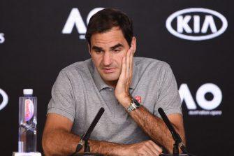 Acusan a Federer por cambiar el sistema de puntuación en el ranking tras la pandemia