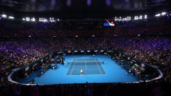 """Por ahora el aforo del Australian Open es del 25 % con opción a aumentar su """"capacidad"""""""