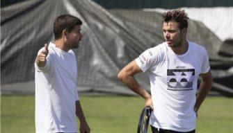 Vallverdu: Wawrinka aún tiene potencial para ganar otro Grand Slam