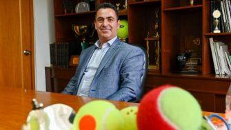 Carlos González, nuevo presidente de la FMT