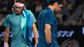 Roddick: Tsitsipas es el sucesor de Federer, pero debe pelear por los GS
