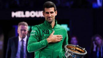 Djokovic exige igualdad para todos los jugadores en el Australian Open