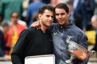 """Thiem reconoce que su """"gran objetivo"""" en 2021 es vencer a Nadal en Roland Garros"""