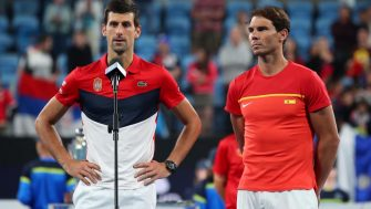 "Chardy explota por ""privilegios"" a Djokovic y Nadal en Australia"