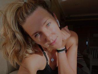 Azarenka sobre el primer día de cuarentena: Fue deprimente, lloré un poco