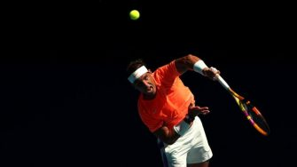 Rafa Nadal a segunda ronda del Australian Open