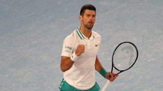 """Djokovic a la """"Next Gen"""": Con respeto muchachos, aún tienen trabajo por hacer"""