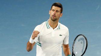 Djokovic se defiende ante las criticas y los medios de comunicación