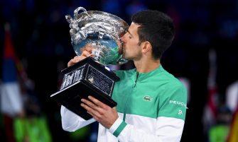 Novak Djokovic, el indiscutido rey del Australian Open