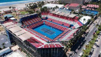 Tsitsipas y Zverev encabezan la lista del Abierto Mexicano de Tenis