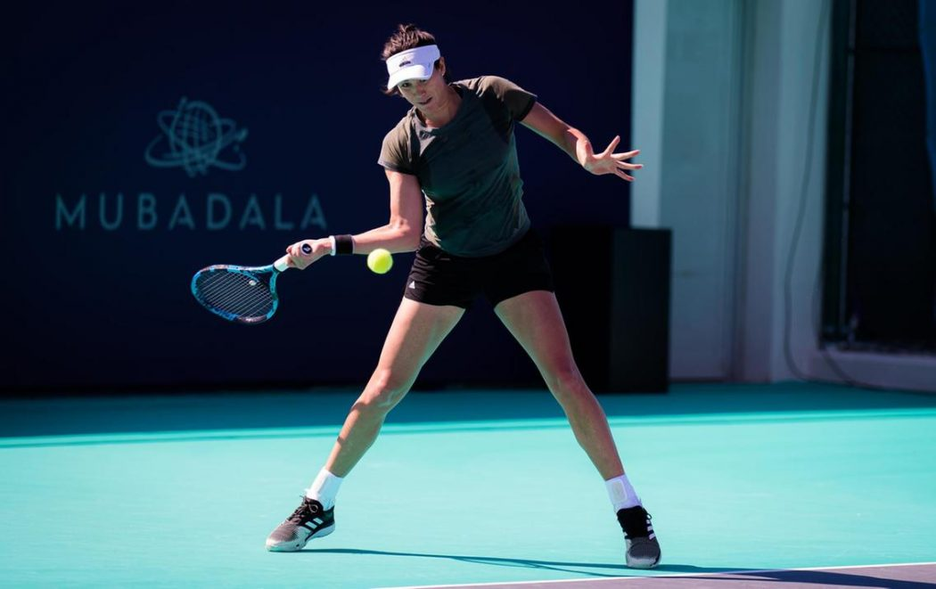 Garbine Muguruza – Abu Dhabi International Tennis Complex -DSC_0730
