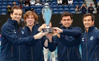Rusia conquista el tenis