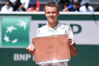 Holger Rune y su primera aparición ATP