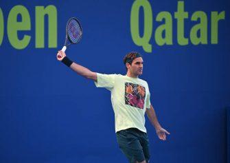 Federer: Para Rafa y Novak soy la vara de medir que en algún tiempo lo fue Sampras para mí