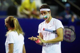 Dimitrov e Isner confirmados para el ATP 250 Los Cabos 2021