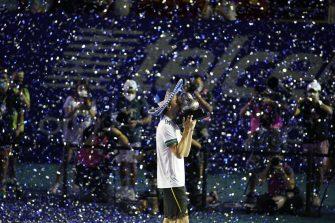 Alexander Zverev se proclama campeón del Abierto Mexicano de Tenis