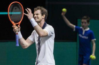 """Murray sobre su nueva lesión: """"Necesito un respiro una vez por todas"""""""