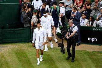 Wimbledon sigue en su fecha programada