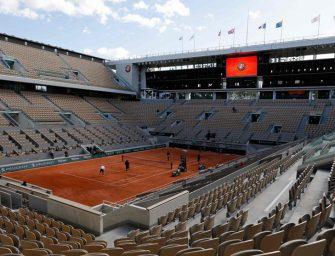 Roland Garros podría ser pospuesto por segundo año consecutivo