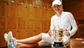 Swiatek: Desde Roland Garros me ha costado adaptarme a mi nueva vida