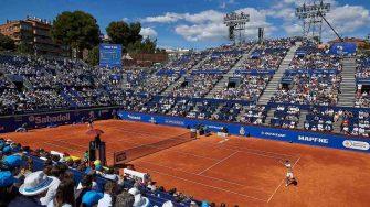 El ATP 500 de Barcelona dona 40.000 euros para la lucha contra el COVID