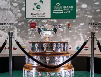 La Copa Davis 2021 tendrá dos nuevas sedes de celebración