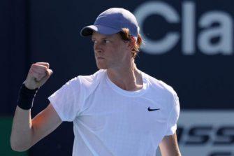 Sinner logra una cifra histórica tras llegar a la final en el Miami Open