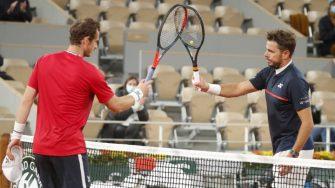 Wawrinka y Murray no disputarán el Roland Garros; Halep se suma